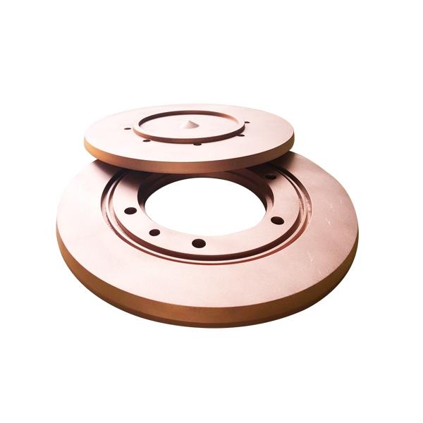 焊接滚焊轮成品