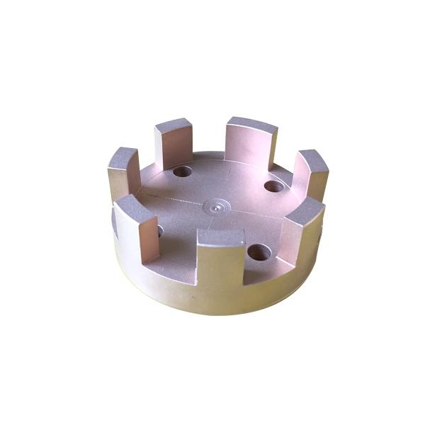 焊接七点焊电极