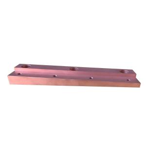 焊接异行电极